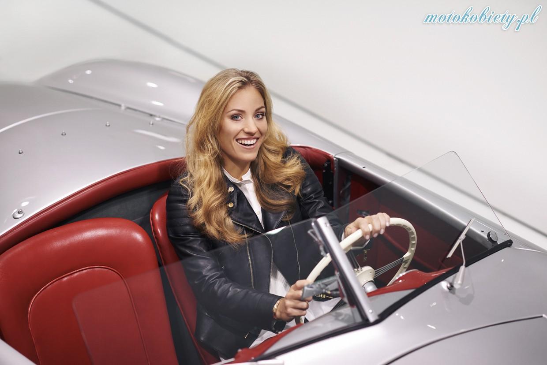 Andelika Kerber Porsche 1