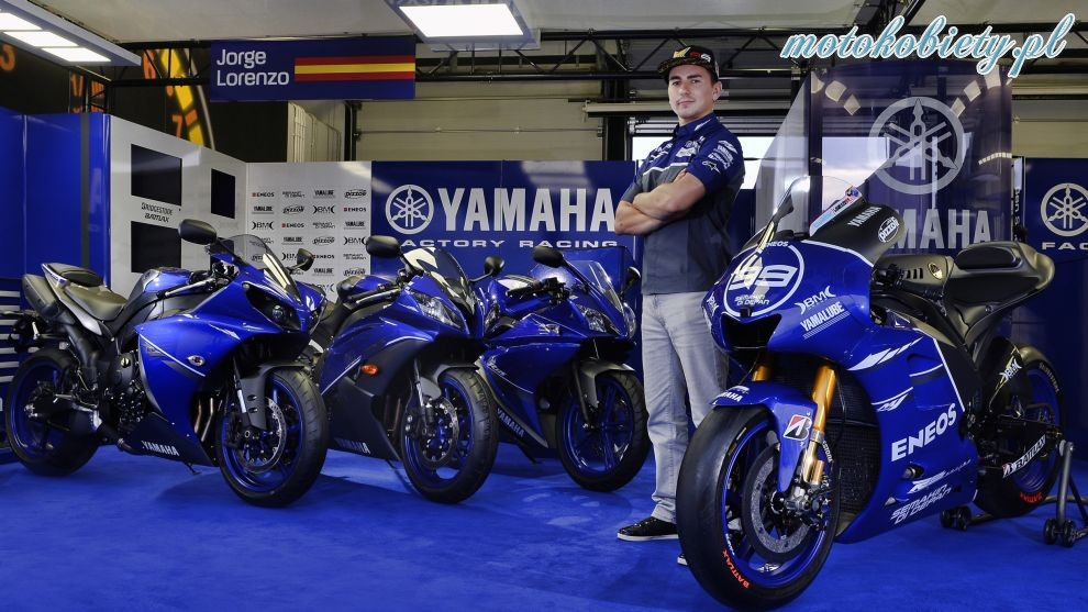 Yamaha YZF-R1, R6 i R125