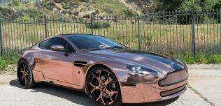 Aston Martin Vantage Forgiato