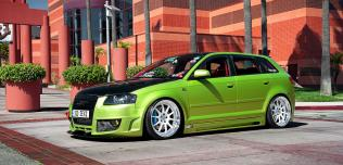 Audi A3 SSR