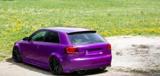 Audi A3 Vossen