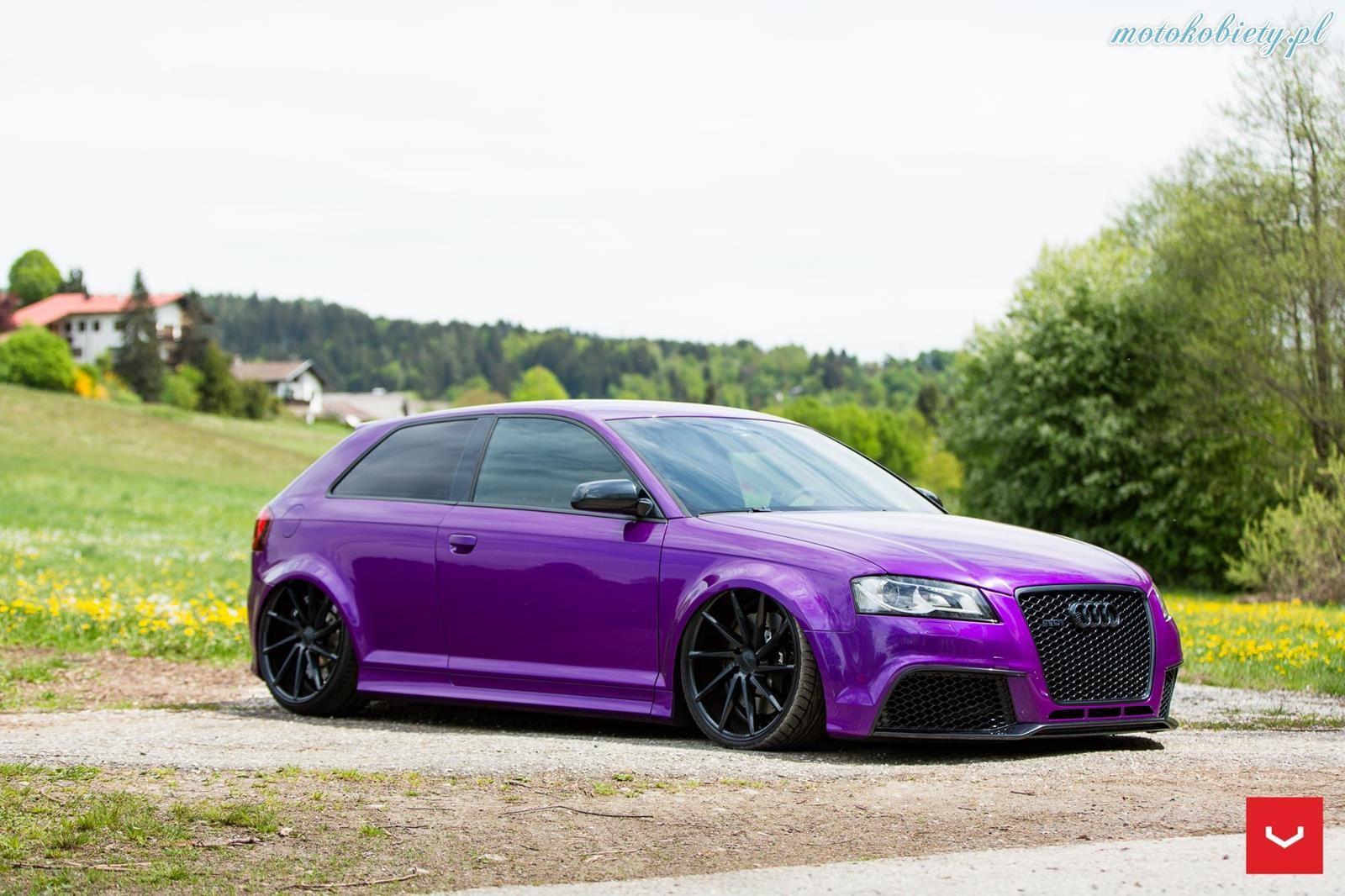 Audi A3 Vossen 4