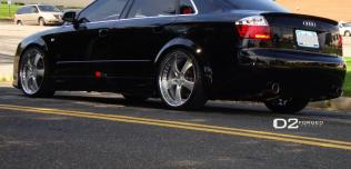 Audi A4 D2Forged