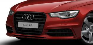 Audi A6 i A7 Black Edition