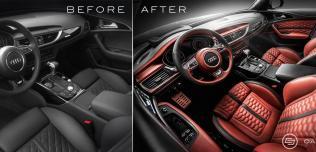 Audi A6 Avant Carlex Design