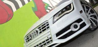 Audi A7 Savini Wheels