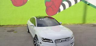 Audi A7 Savini Wheels