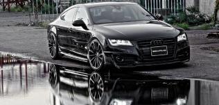 Audi A7 Sportback Wald International