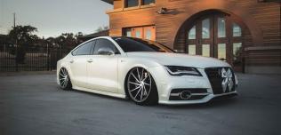 Audi A7 Vossen