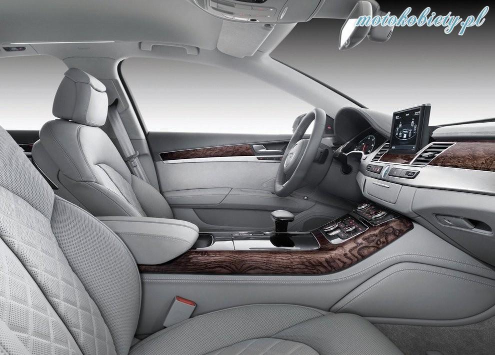 Nowe Audi A8 2010