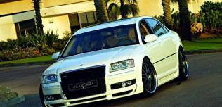 Audi A8 JE Design