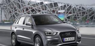 Audi Q3 2011