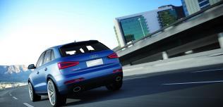 Audi RS Q3 Concept 2012