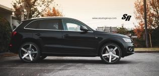 Audi Q5 Vossen