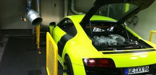 Audi R8 od XXX Performance