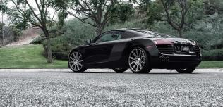 Audi R8 Vossen