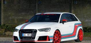 Audi RS3 MR Racing