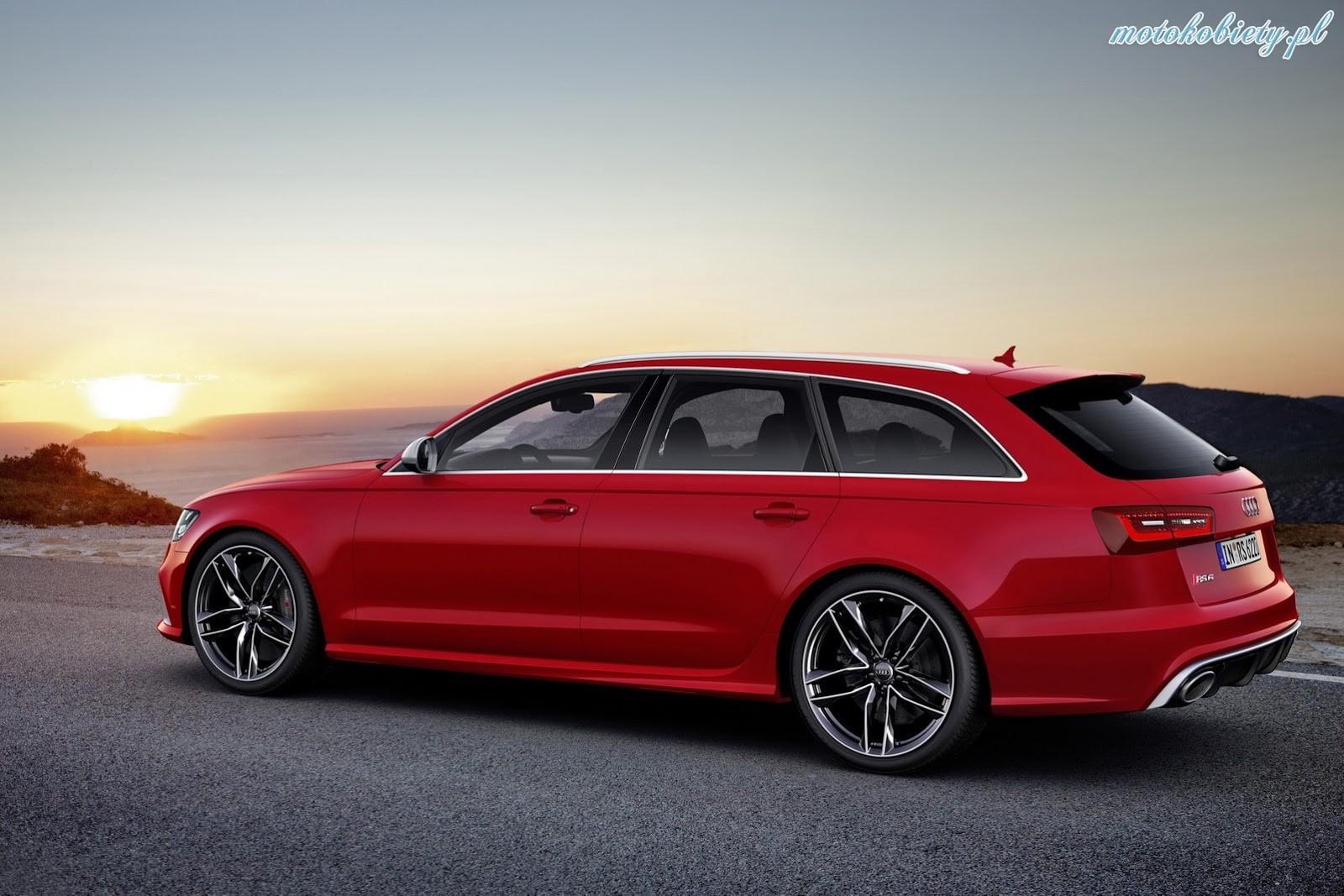 2014 Audi Rs6 Avant 3