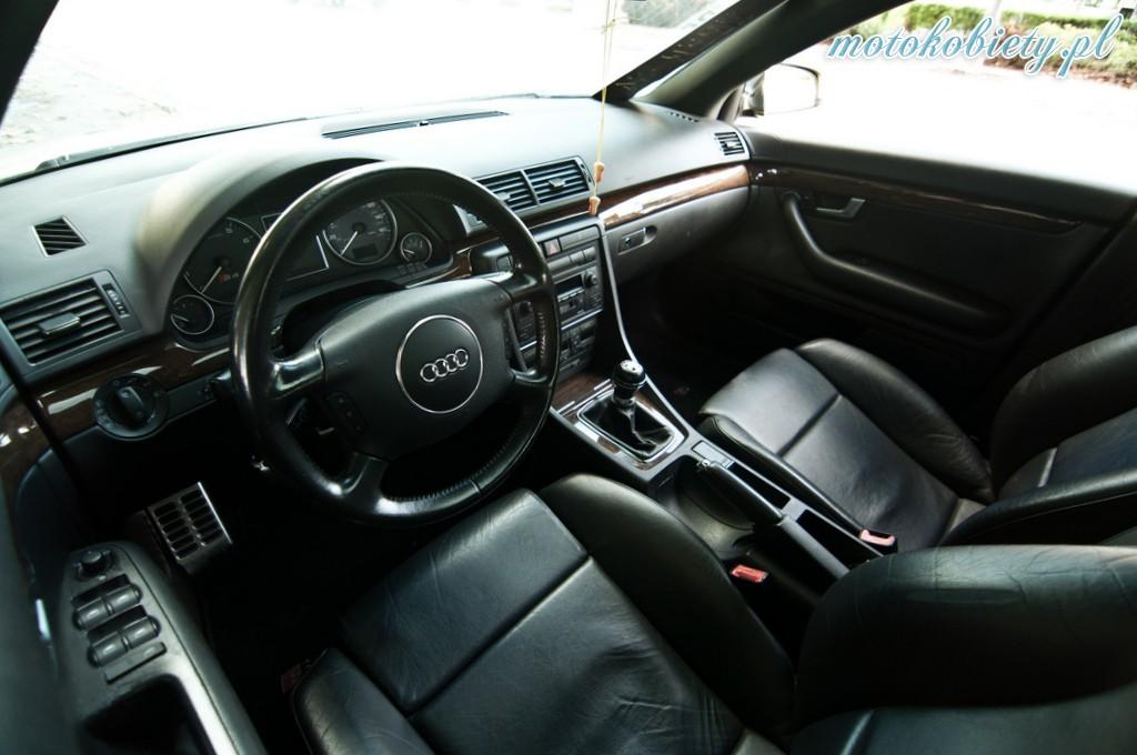 Audi B6 S4 5