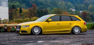 Audi S4 Vossen