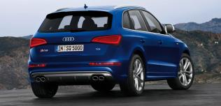 2013 Audi SQ5 TDI