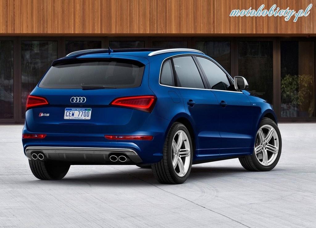 Audi SQ5 3.0 TFSI 2013
