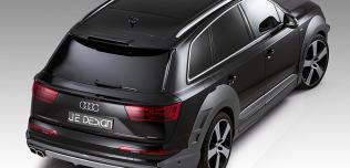 Audi SQ7 JE Design