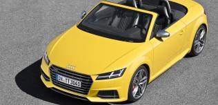 Audi TT i TTS Roadster