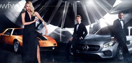 Mercedes Fashion Weekend
