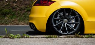 Audi TT Vossen Wheels