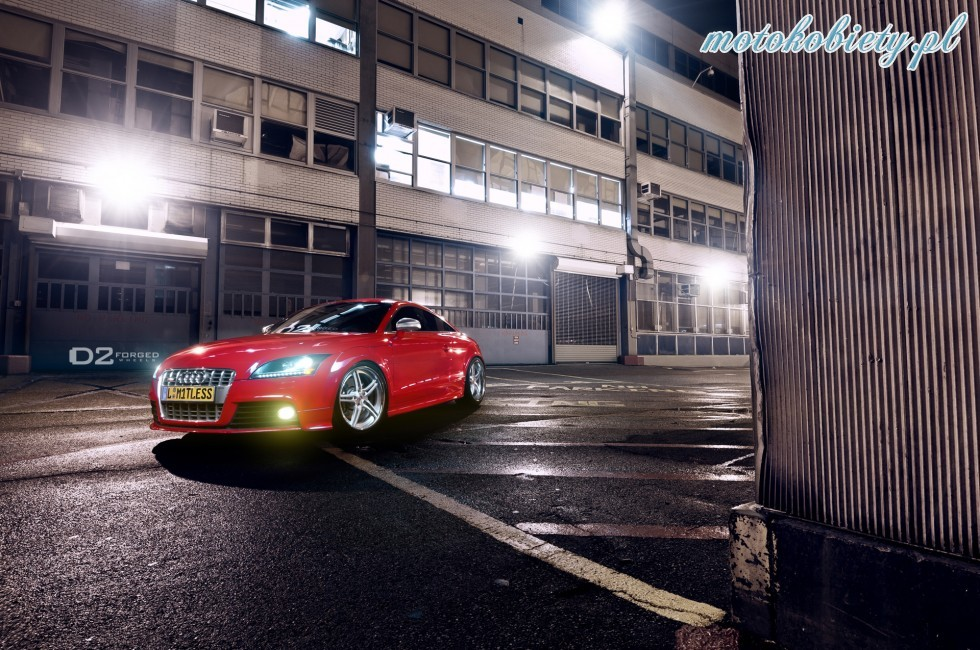 Audi TTS D2Forged XL3