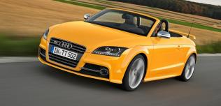 Audi TTS Competition roadster