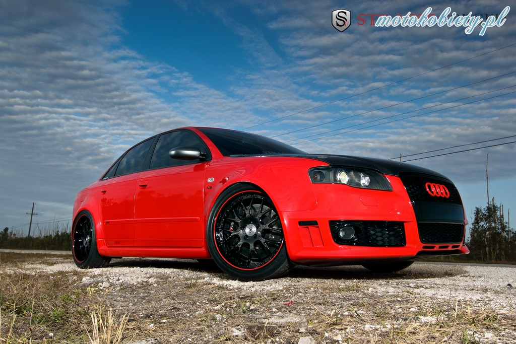 Audi RS4 Strasse Forged