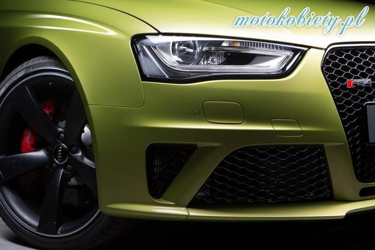 Audi RS4 Avant Exclusive