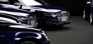 Audi Samurai Blue