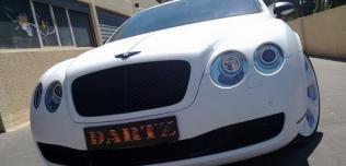 Dartz Bentley Continental GT SS