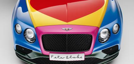 Bentley Continental Peter Blake