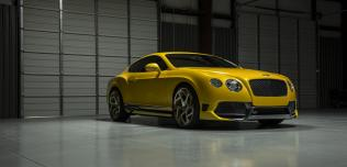 Vorsteiner Bentley Continental
