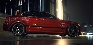 BMW serii 1 E82 od Prior Design