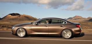 BMW serii 6 Gran Coupe