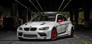 Vorsteiner BMW M3 E92 \