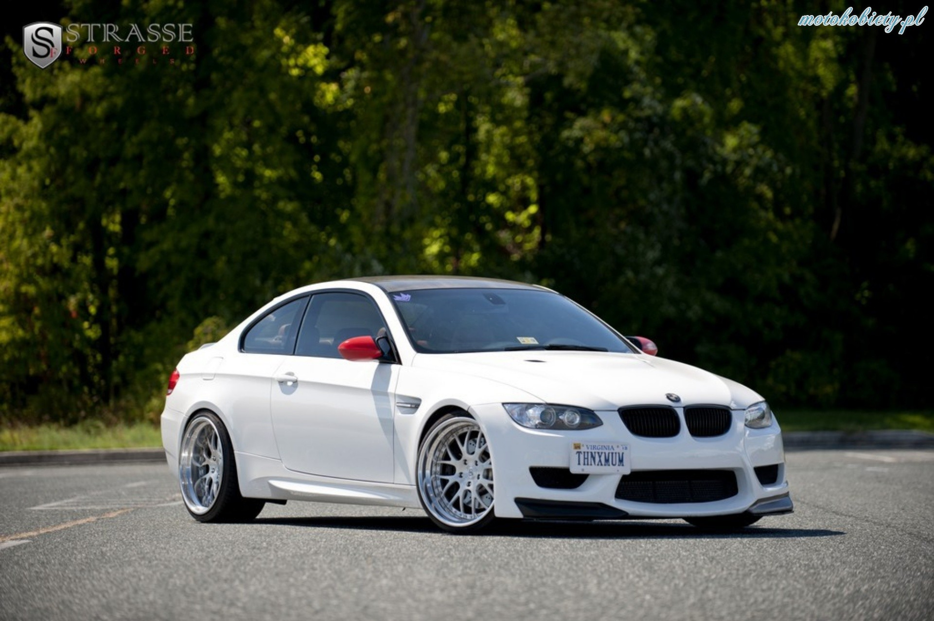 Strasse Forged BMW M3
