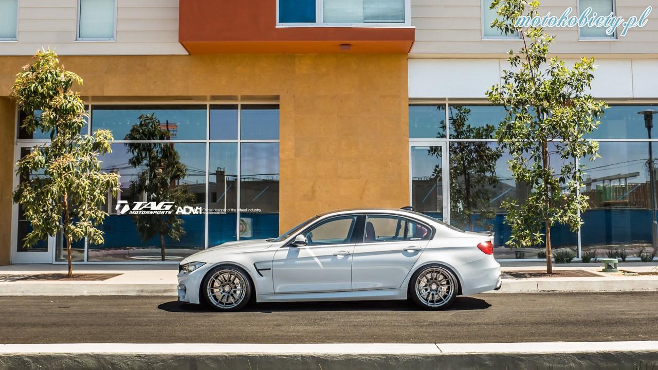 BMW M3 F80 TAG Motorsports