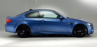 BMW M3 Frozen Blue