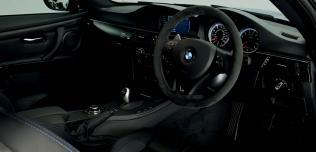 BMW M3 Frozen White