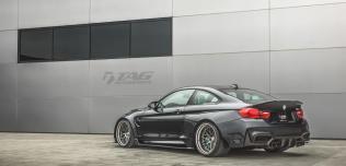 BMW M4 TAG Motorsports Vorsteiner