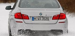 BMW M550d xDrive