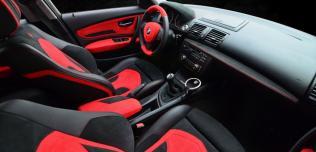 BMW serii 1 Carlex Design