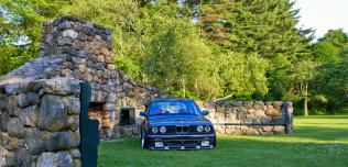 BMW E30 Coupe