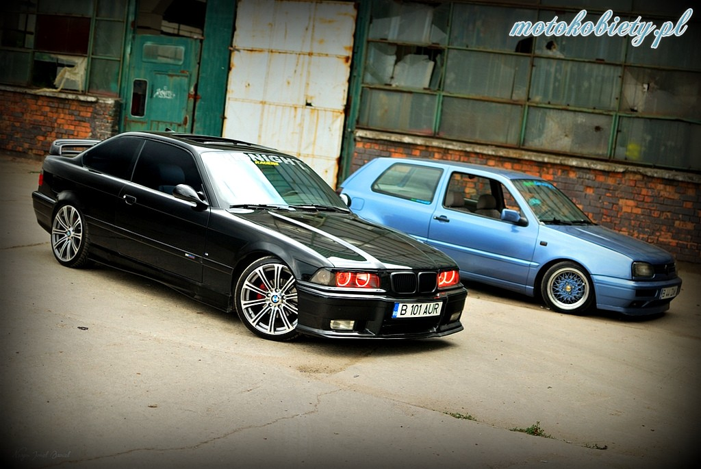 Tapety Bmw E36 Coupe